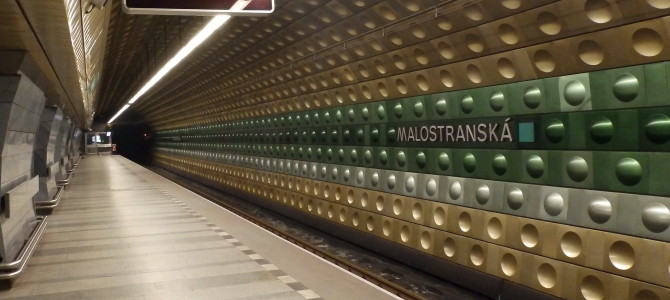 Метро Праги: как купить билет, карта метро Праги