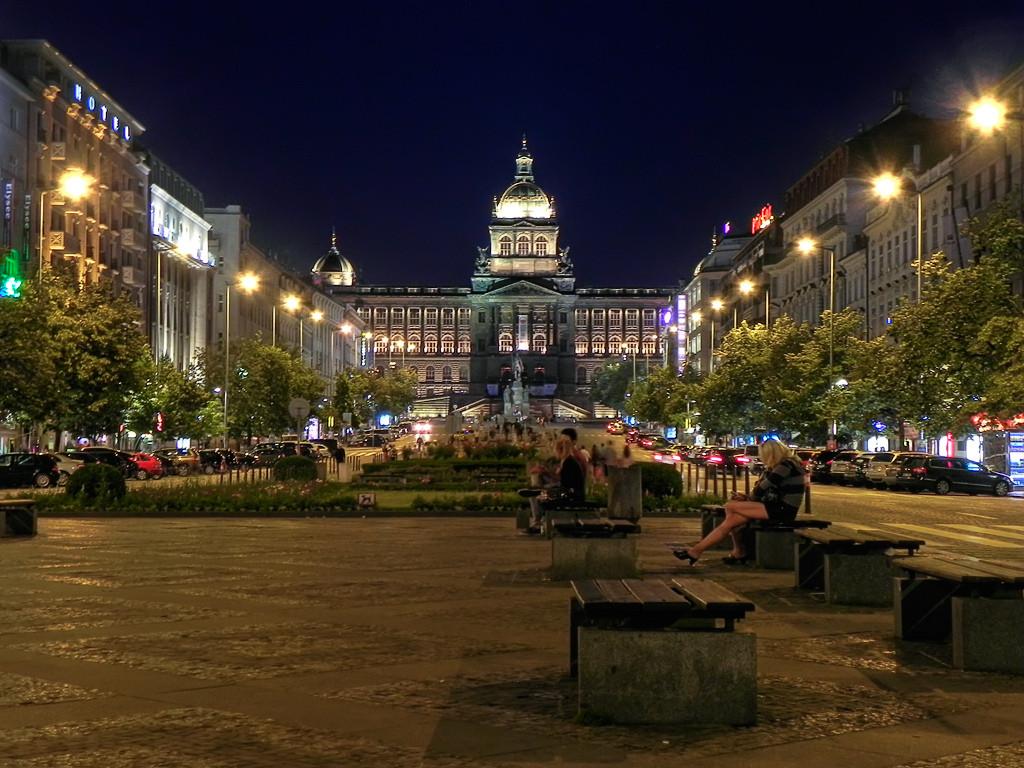 Прага за один день — последняя точка маршрута