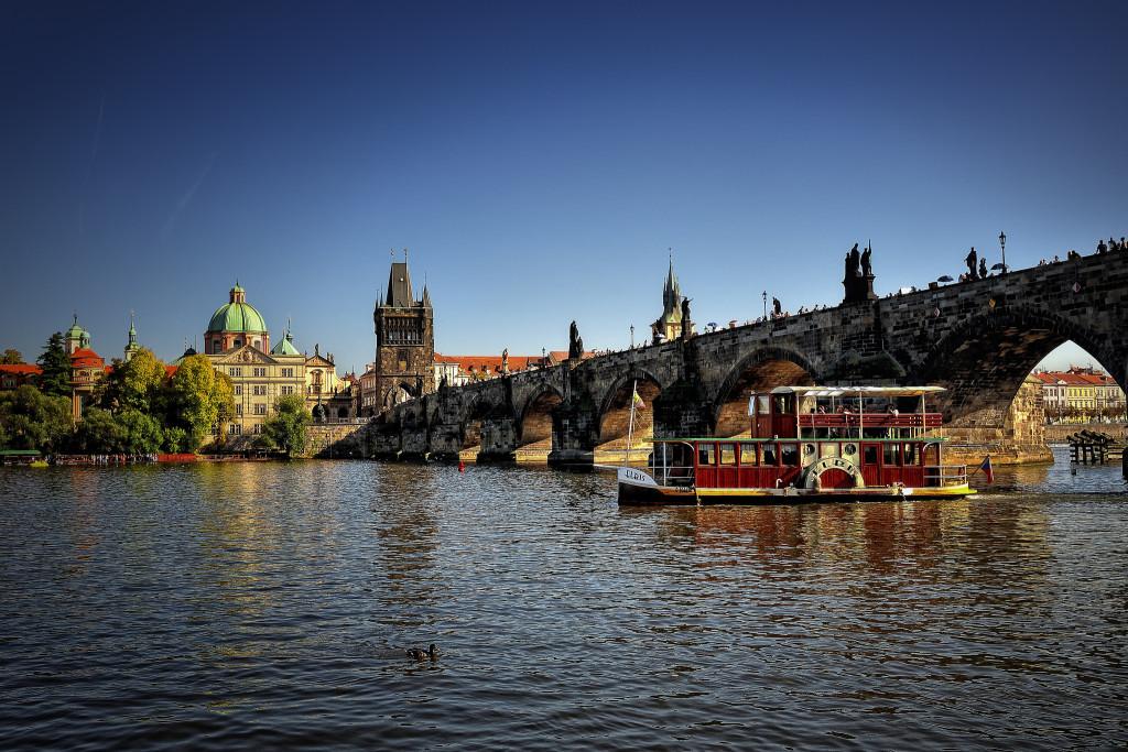 Прага за один день — четвертая точка маршрута