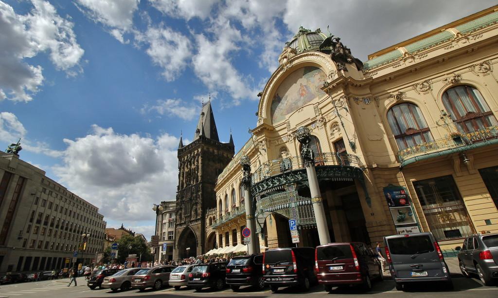 Прага за один день — шестая точка маршрута