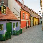 Злата улочка в Праге: интересные факты и легенды
