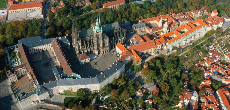 Прага за один день — вторая точка маршрута
