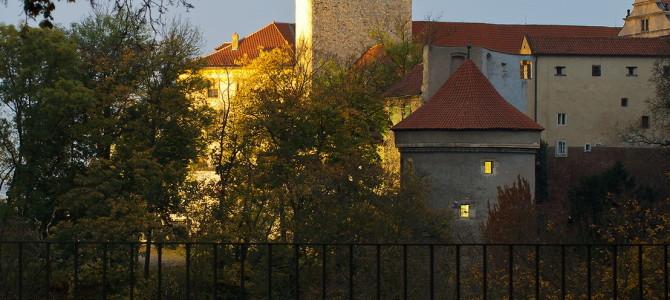 Башня Далиборка: факты, вымыслы, легенды