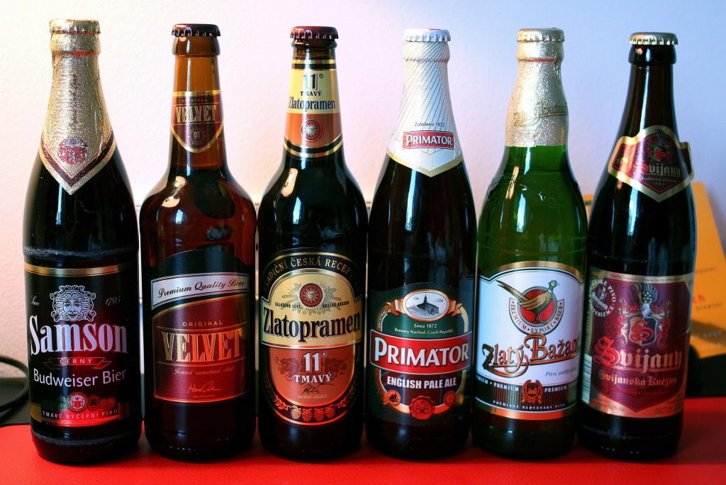 Что купить в Праге: №2 Чешское пиво