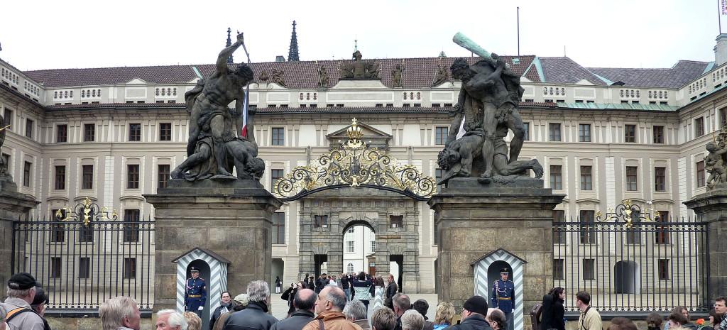 Врата Пражского града