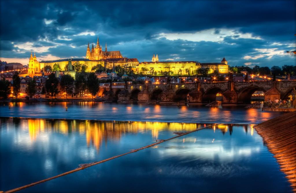 Пражский град или как посмотреть на Прагу с высоты