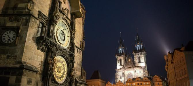 Пражские куранты, астрономические часы, или пражский орлой