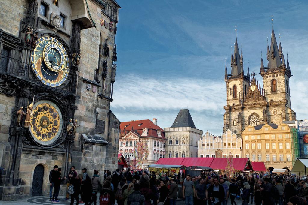 Прага за один день — пятая точка маршрута