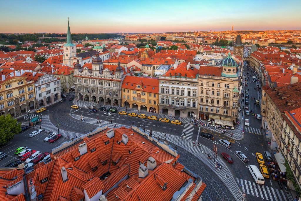 Прага за один день — третья точка маршрута