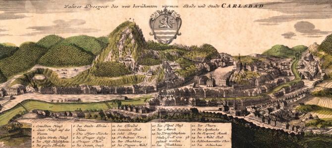 Карловы Вары: история города