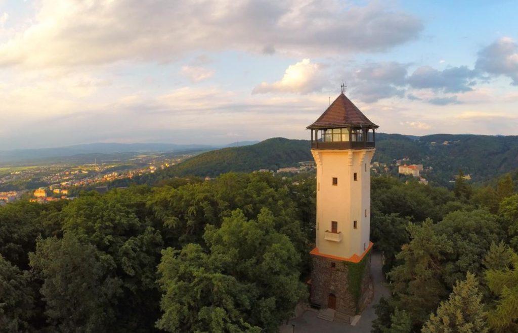 Обзорная башня «Диана»