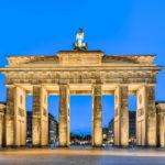 Берлин за один день: Бранденбургские ворота и другие достопримечательности Берлина на карте