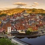 Чески-Крумлов: замок и другие достопримечательности города