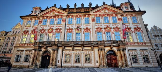Дворцы Праги: 10 самых интересных