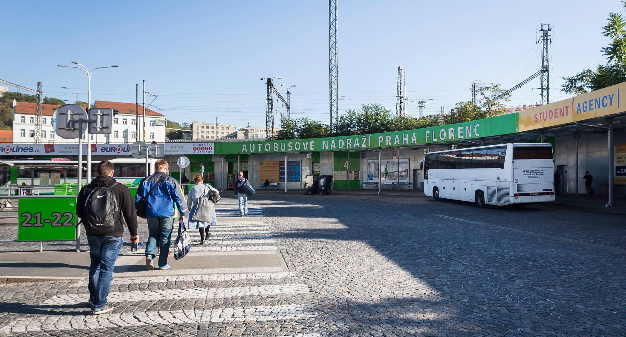 Вена автовокзал из праги
