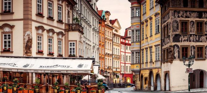 Экскурсии в Праге 2018: история и архитектура Праги
