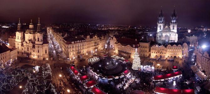 Экскурсии в Праге 2018: волшебные Рождественские