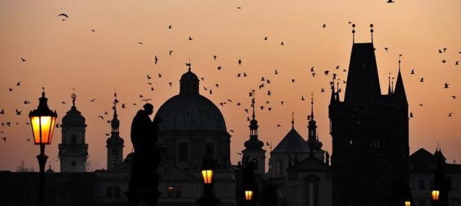 Экскурсии в Праге 2018:  необычные маршруты по Праге