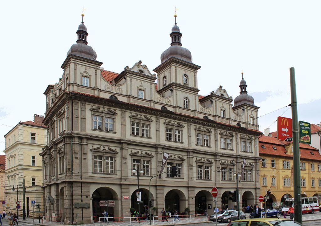Малостранская ратуша