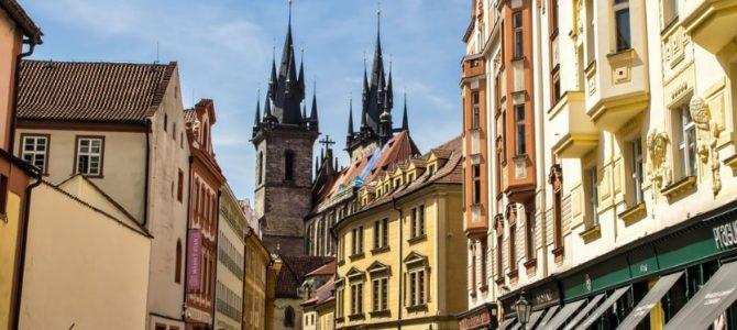 Самые известные улицы Праги: районы Старе Место, Нове Место
