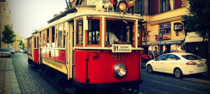 Исторический трамвай в Праге: расписание, маршрут, особенности