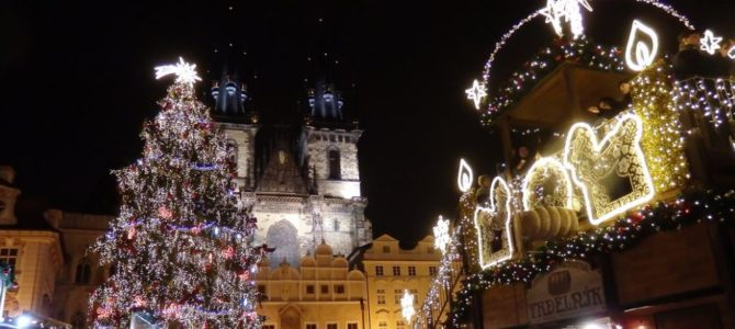 Прага в декабре 2020: особенности погоды, что посмотреть, куда сходить с детьми