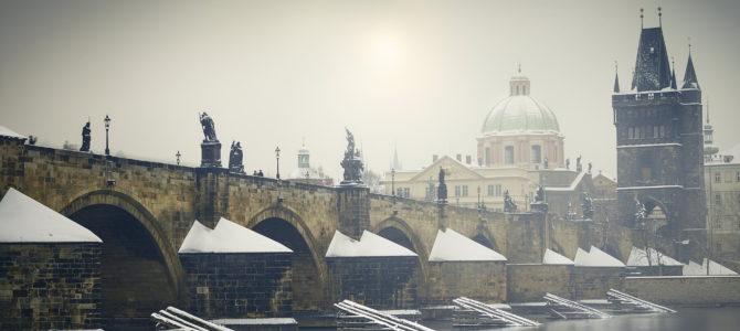 Прага в январе 2021: особенности погоды, что посмотреть и чем заняться с детьми