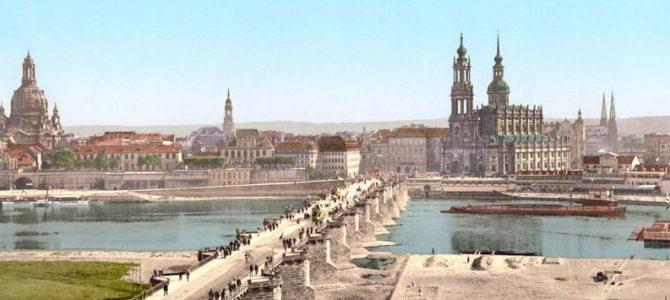 Прага-Дрезден, или как добраться из Праги в Дрезден
