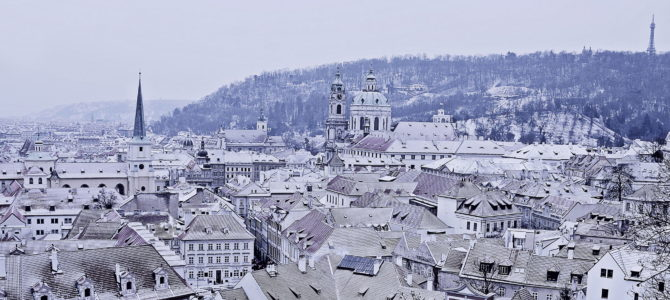 Прага в феврале 2021: особенности погоды, куда сходить и чем заняться