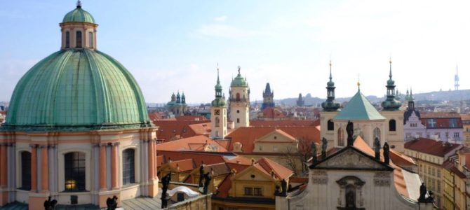 Прага в апреле 2021: погода, как одеваться и чем заняться