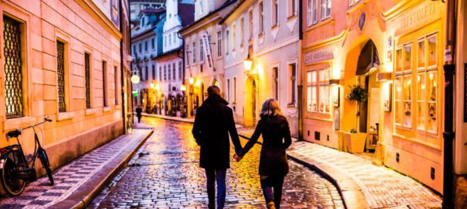 Остров Кампа и Мала Страна: романтика на левом берегу Влтавы