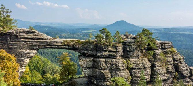 Достопримечательности Чехии. Природа