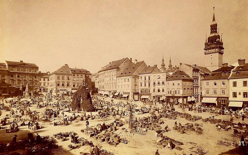 Достопримечательности Брно - фото с названиями и описанием