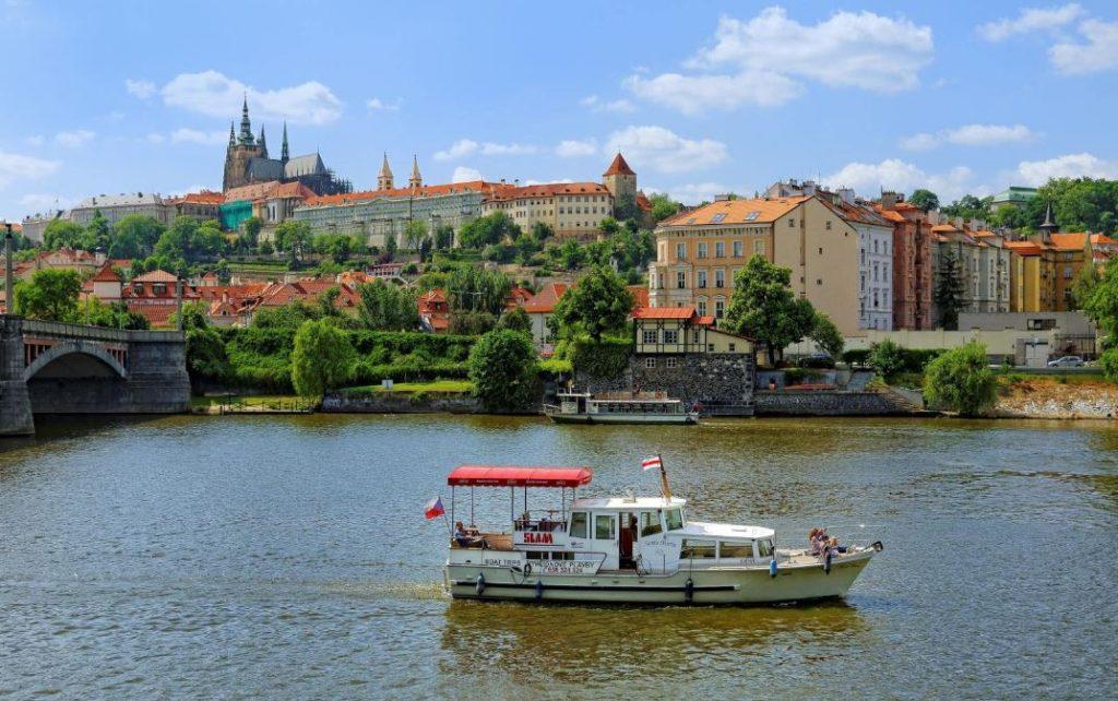 Лето в Праге 2020