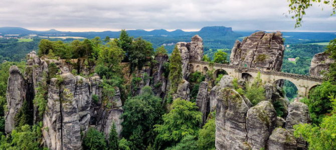 Национальный парк Саксонская Швейцария: что посмотреть, как добраться, экскурсии из Праги