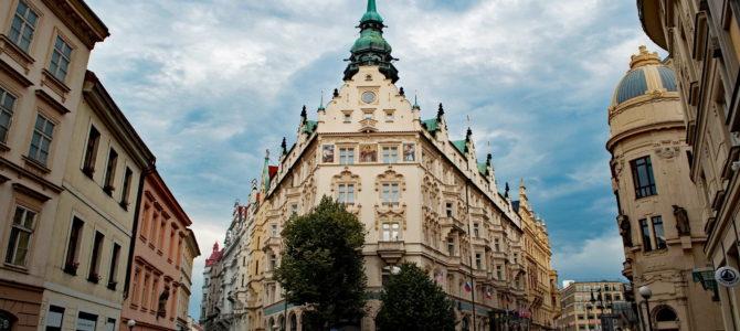 Отель Париж в Праге