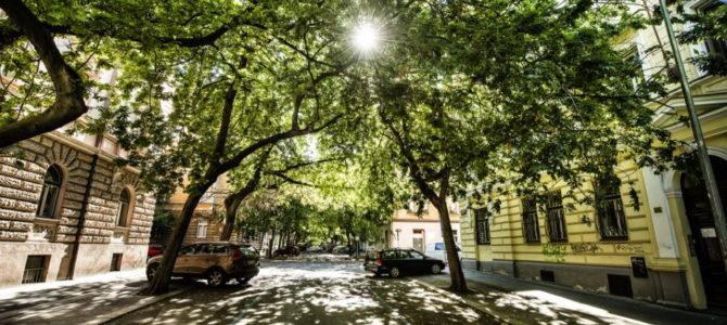 Район Винограды в Праге
