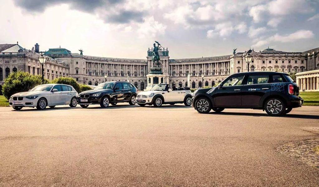 Автопрокат в Вене