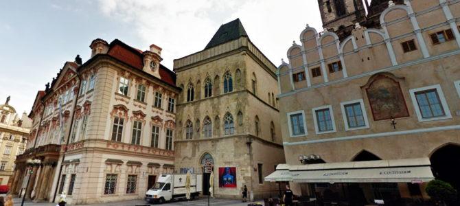 Дом «У Каменного колокола» в Праге