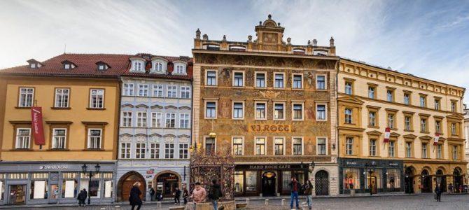 Дом «У Ротта» в Праге