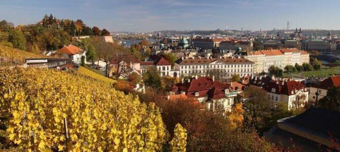 Гавличковы сады в Праге