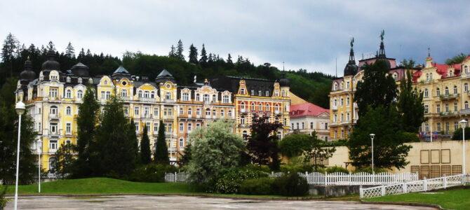 Как добраться из Праги в Марианские Лазни