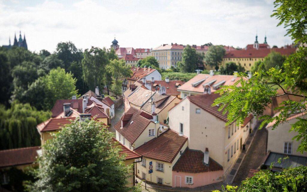Новый свет в Праге
