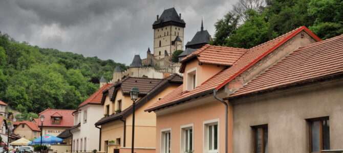 Как добраться до замка Карлштейн из Праги