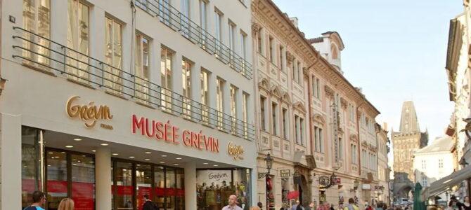 Музей восковых фигур Гревен в Праге