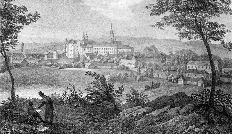 Телч, 1830 год