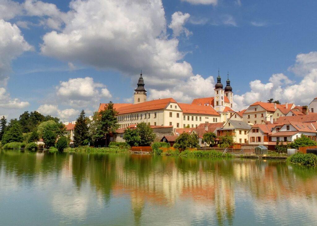 Замок Телч