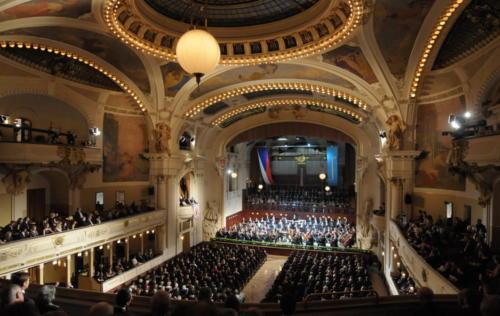 Фестиваль классической музыки Пражская весна