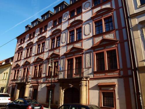 Виндишгретцовский дворец