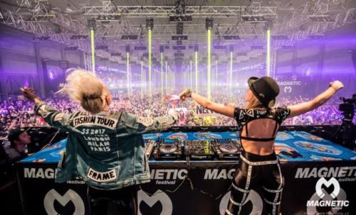 Фестиваль электронной танцевальной музыки Magnetic